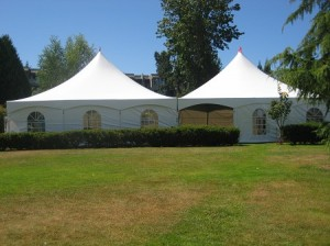New Marquee Tent