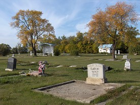 Griffin Creek Cemetery